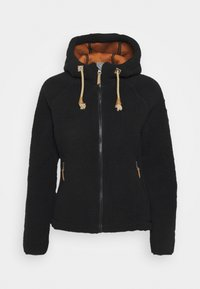 Icepeak - VIAREGGIO - Fleece jacket - black - 4