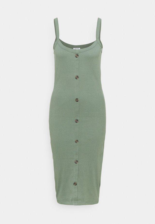 VMHELSINKI DRESS - Shift dress - laurel wreath