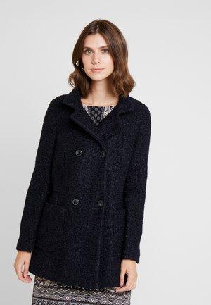 Short coat - luxury blue
