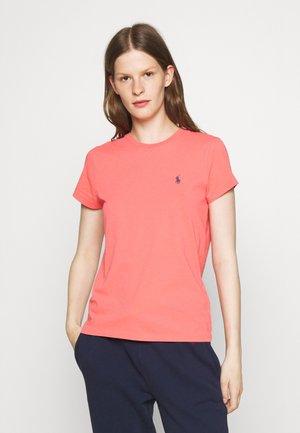 TEE SHORT SLEEVE - Basic T-shirt - amalfi red