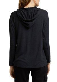 Esprit - FASHION - Long sleeved top - black - 5