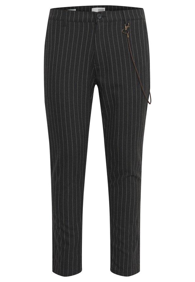 TRAVIS - Pantalon classique - dar grey m