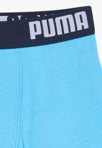 Puma - BOYS BASIC 2 PACK - Boxerky - bright blue - 4
