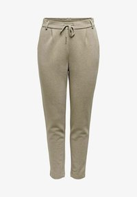 ONLY - LOOSE FIT - Tracksuit bottoms - walnut - 4