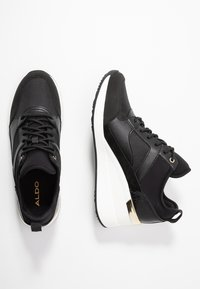 ALDO - THRUNDRA - Sneakers - black - 3
