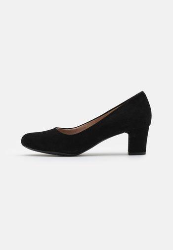 UMBRETTA - Classic heels - black