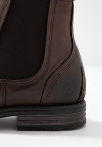 Sneaky Steve - CLOSER - Kotníkové boty - brown - 5