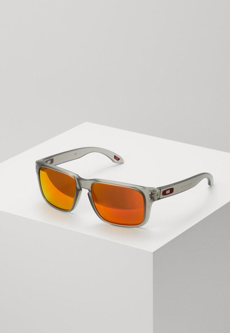 Oakley - HOLBROOK - Sunglasses - matte grey ink