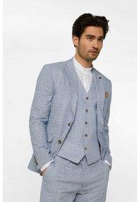 WE Fashion - Giacca elegante - blue - 3