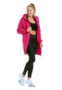 Winshape - Zip-up hoodie - deep pink - 3