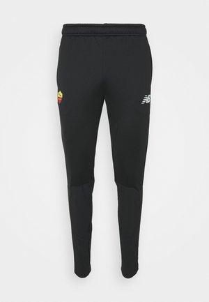AS ROMA SLIM PANT - Leggings - black