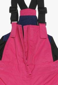 Roxy - LOLA  - Zimní kalhoty - beetroot pink - 3