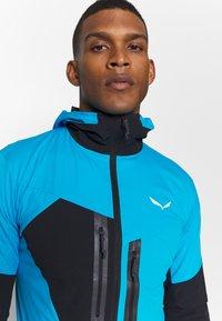 Salewa - PEDROC - Outdoor jacket - blue danube - 3