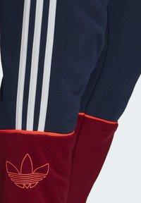 adidas Originals - OUTLINE JOGGERS - Tracksuit bottoms - blue - 5