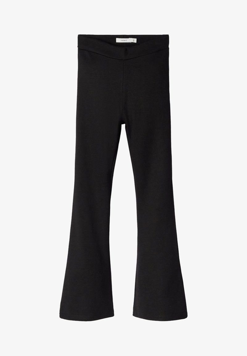 Name it - NKFFRIKKALI BOOTCUT  - Pantaloni - black