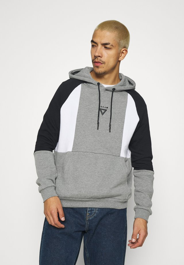 UNISEX - Luvtröja - grey
