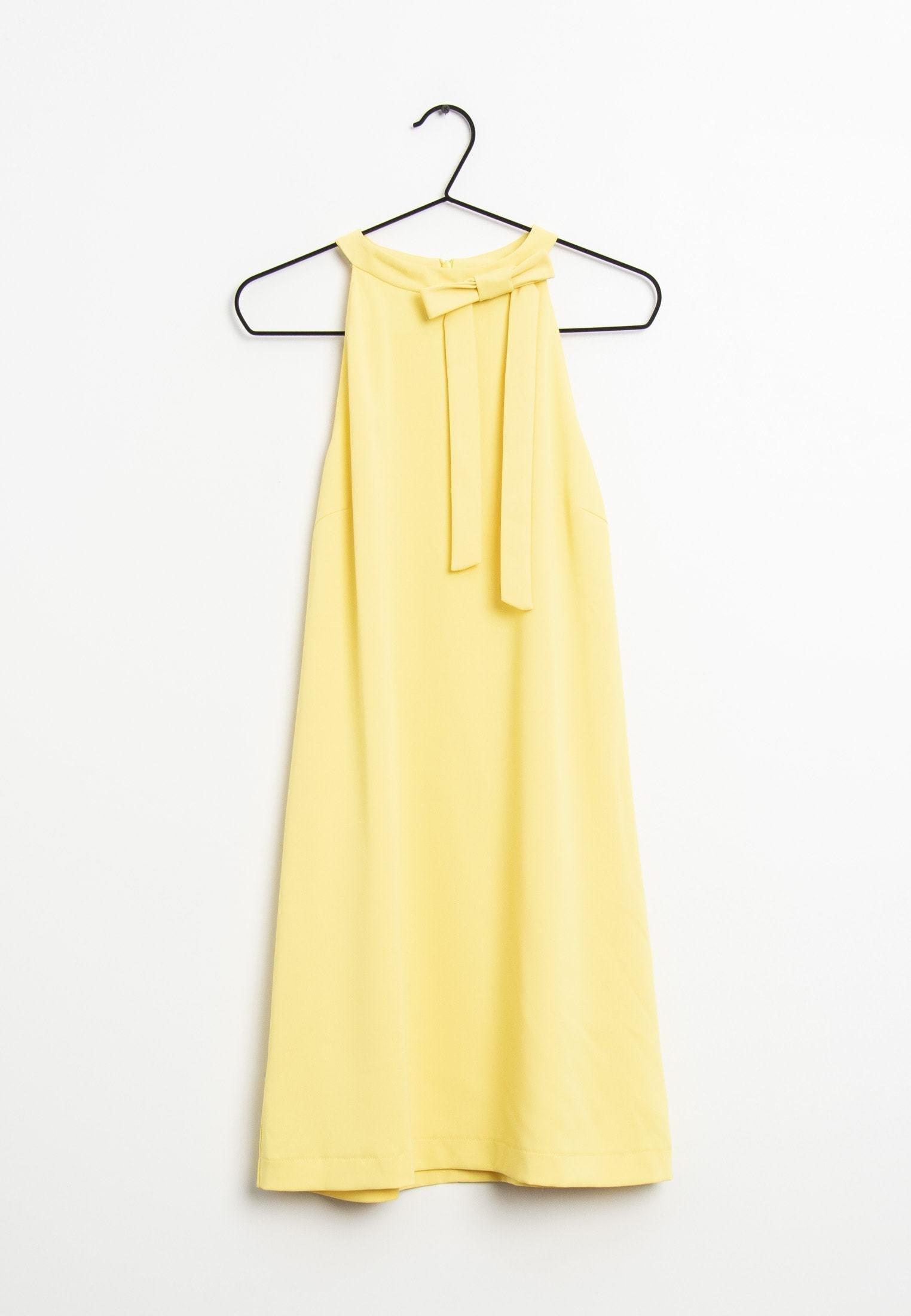 Cocktailkleid/festliches Kleid   gelb