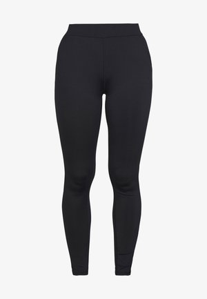 LONG PANTS POCKETS - Tights - midnight blue