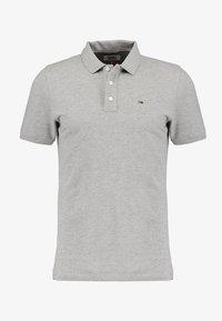 ORIGINAL FINE SLIM FIT - Polo shirt - light grey