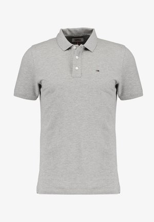 ORIGINAL FINE SLIM FIT - Poloskjorter - light grey