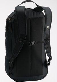 Haglöfs - Hiking rucksack - true black - 2