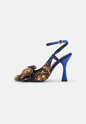 Klasične cipele s visokom petom - dark blue
