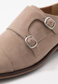 Pier One - Business loafers - beige - 5
