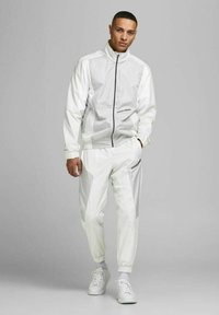 Jack & Jones - ACE RODMAN - Pantaloni sportivi - glacier gray - 1