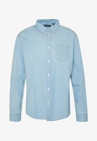 Brave Soul - Shirt - blue denim - 4