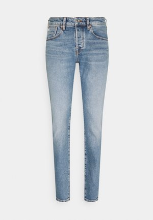 RIDE IT OUT - Slim fit jeans - blue denim