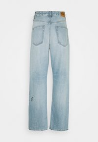 Diesel - D-REGGY - Relaxed fit jeans - light blue - 1