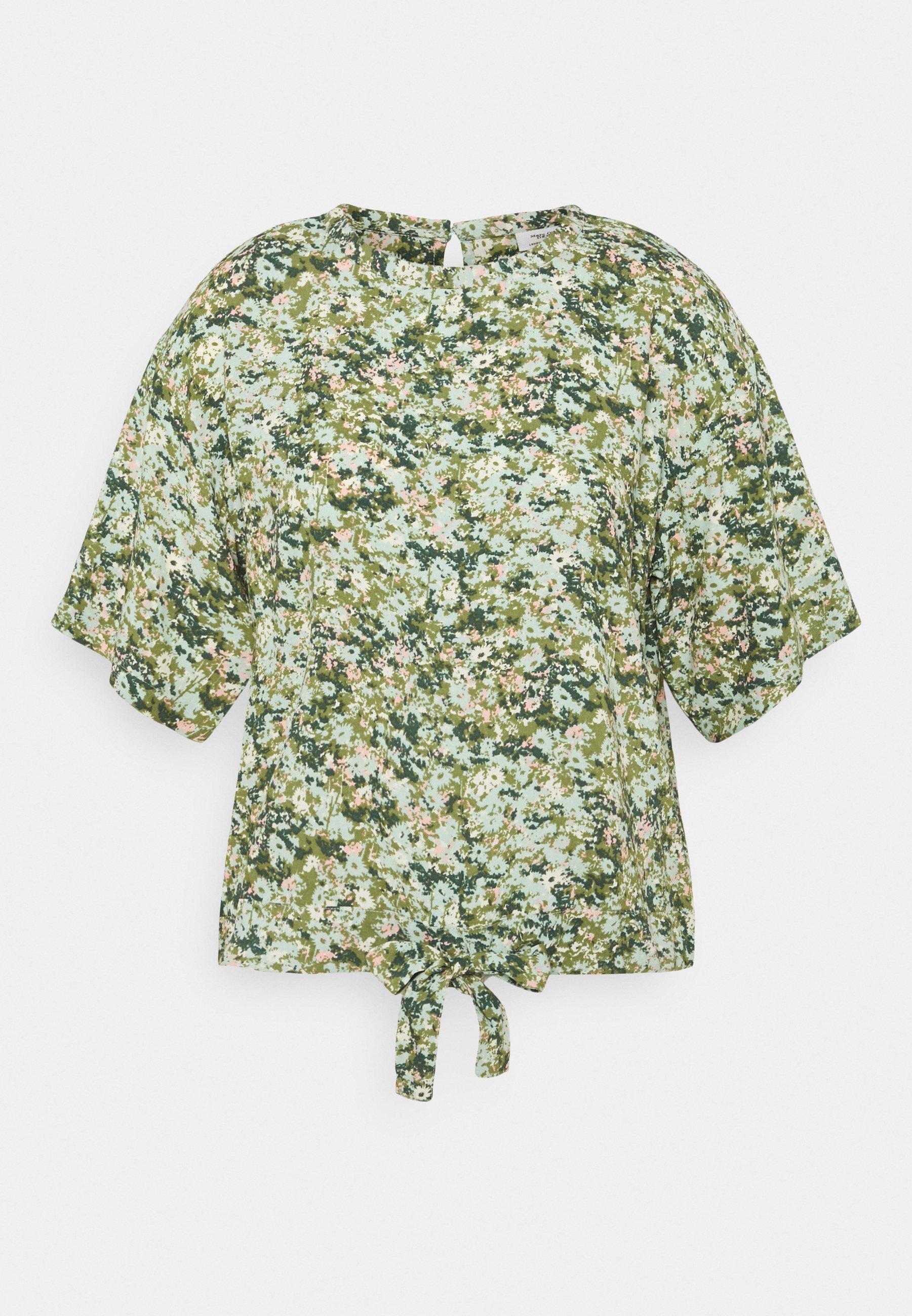 Femme BLOUSES SHORT SLEEVE - T-shirt imprimé