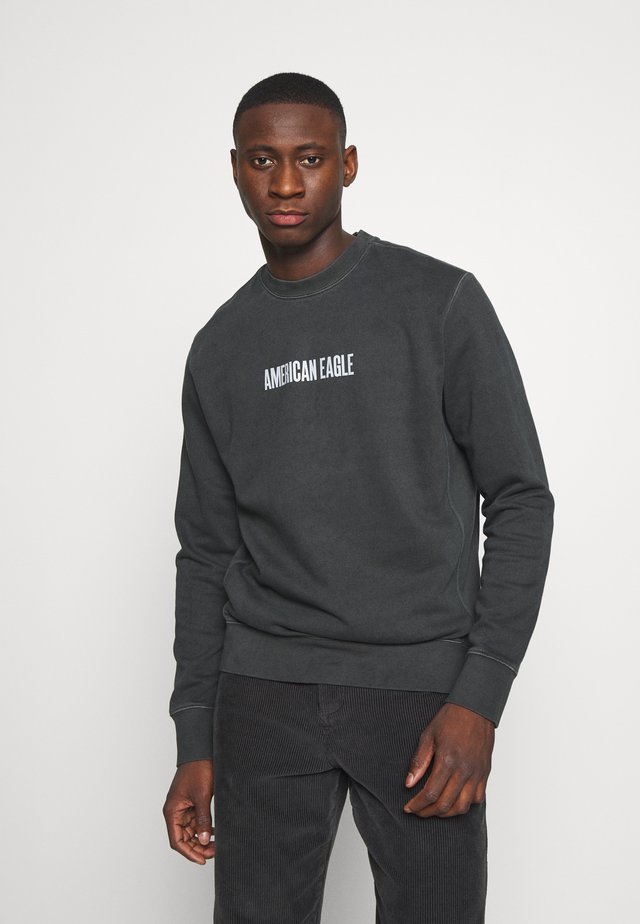 PALM BEACH CREW - Sweatshirt - charcoal