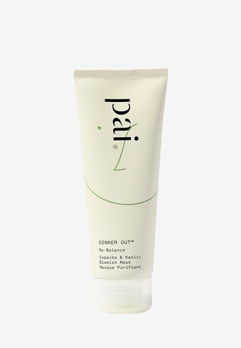 DINNER OUT - Face mask - -