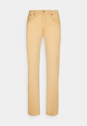 501® SLIM TAPER - Jean slim - fancy yellow