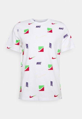 TEE BRANDRIFF - T-shirt print - white