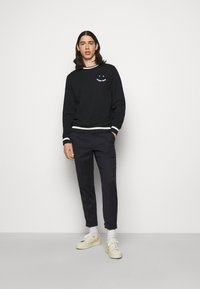 PS Paul Smith - MENS FACE - Sweatshirt - black - 1