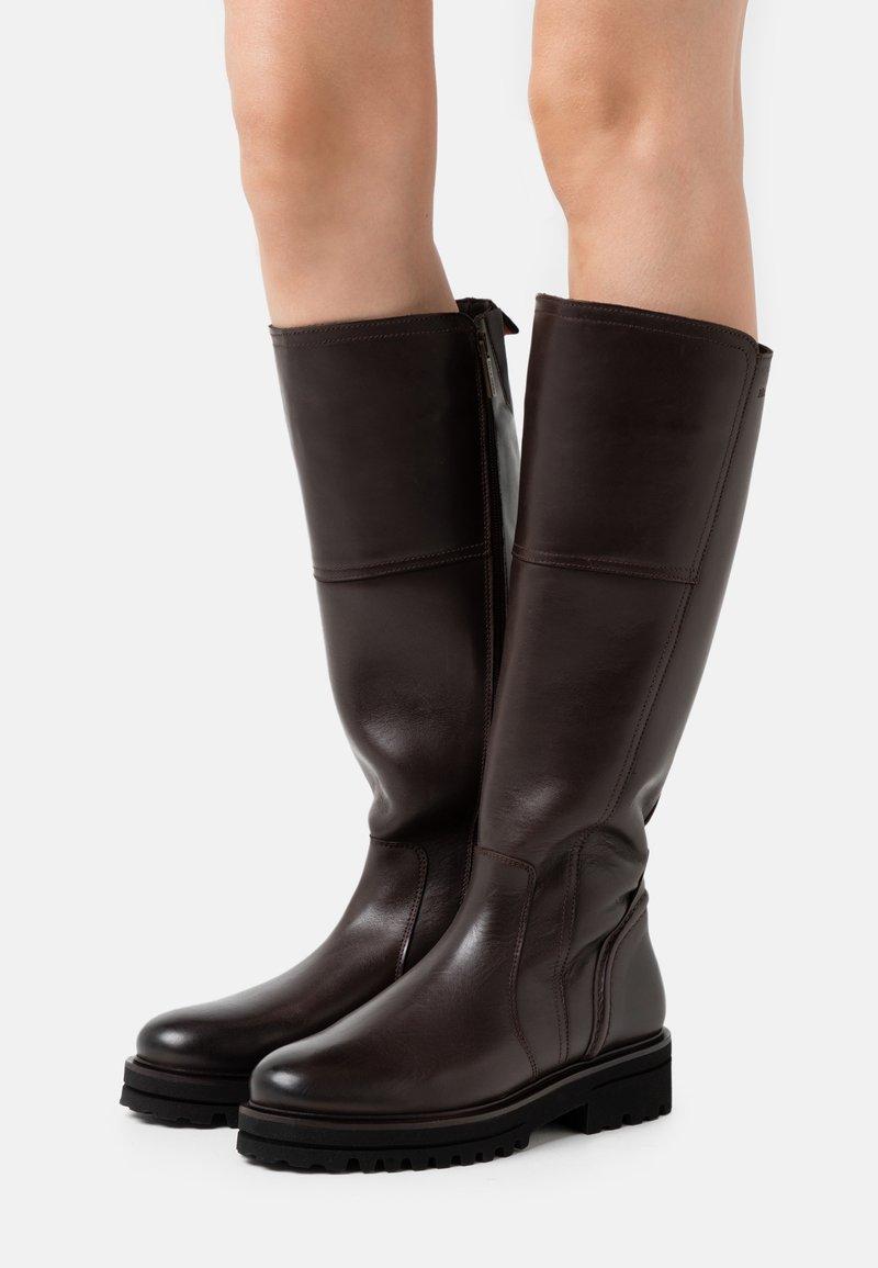 Marc O'Polo - LICIA  - Boots - dark brown
