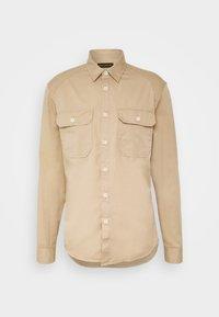 PHASMO - Shirt - beige