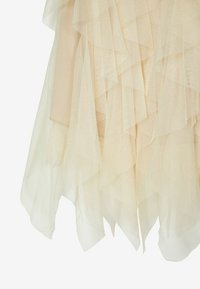 Name it - A-line skirt - brown rice - 2