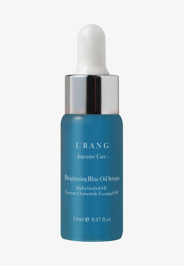 BRIGHTENING BLUE OIL SERUM - Siero - -
