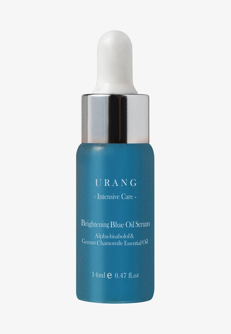 URANG - BRIGHTENING BLUE OIL SERUM - Siero - -