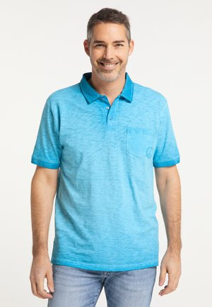 Poloshirt - strongblue