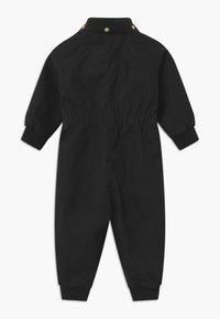 Mini Rodini - PICO BABY - Snowsuit - black - 2