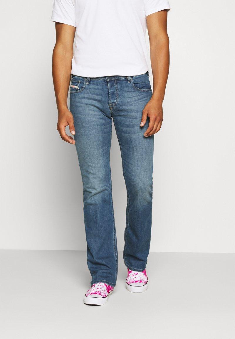 Diesel - ZATINY-X - Bootcut jeans - 009ei