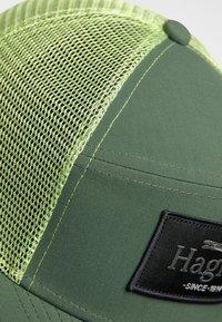 Haglöfs - TRUCKER CAP - Cap - fjell green - 2