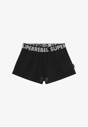 GIRLS DYNAMIC CULOTTES - Sports shorts - black
