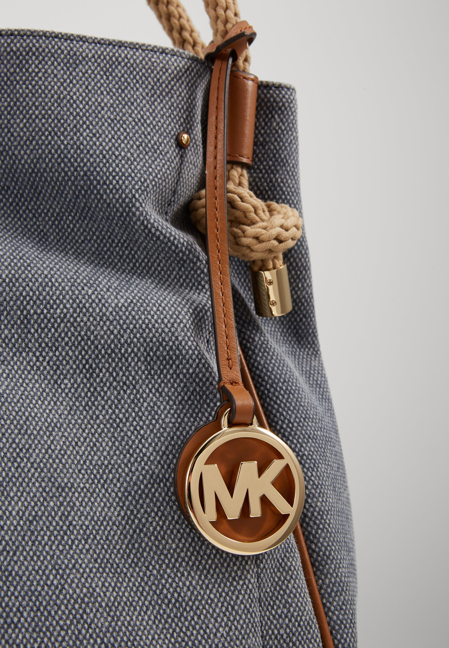 MICHAEL Michael Kors GRAB BAG - Håndveske - navy/blå aY6tSfJvzXPqhOm