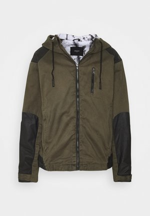 LEANDER - Light jacket - khaki