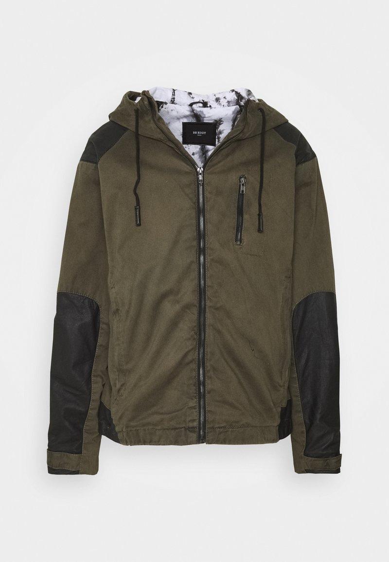 Be Edgy - LEANDER - Light jacket - khaki